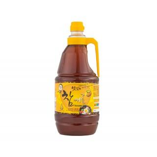 맛있는 참기름(통참깨) 1.8리터