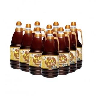 (박스) 맛있는 참향기름 1.8리터*10병