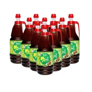 (박스) 맛있는 맛기름 1.8리터*10병