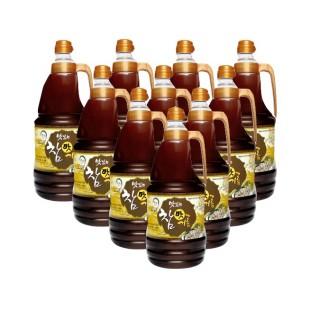 (박스) 맛있는 참맛기름 1.8리터*10병