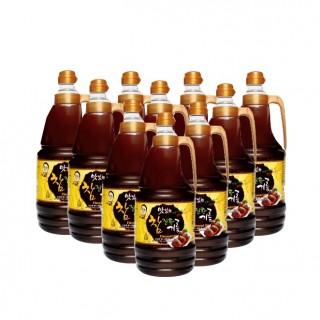 (박스) 맛있는 참진한기름 1.8리터*10병